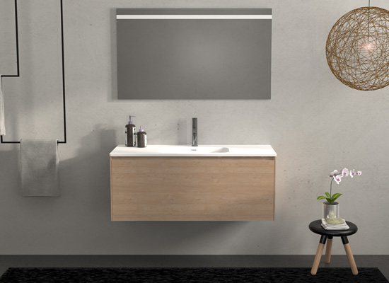 Design bathroom vanity units