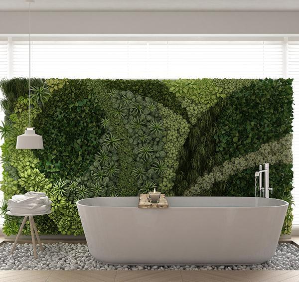 Bagno eco friendly