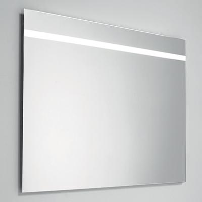 Specchiera con fascia led