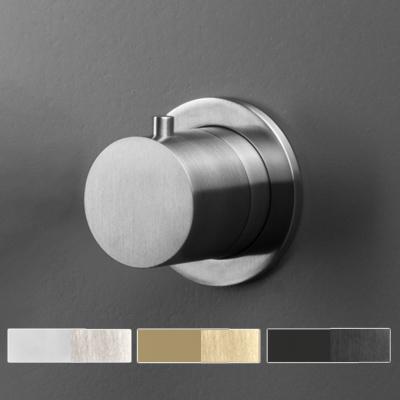 maniglia per deviatore doccia e vasca in acciaio inox