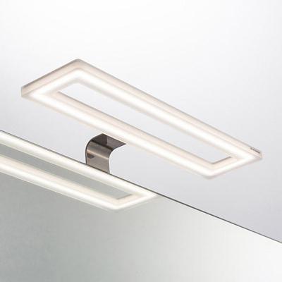 Luce led per specchio bagno moderna e di design