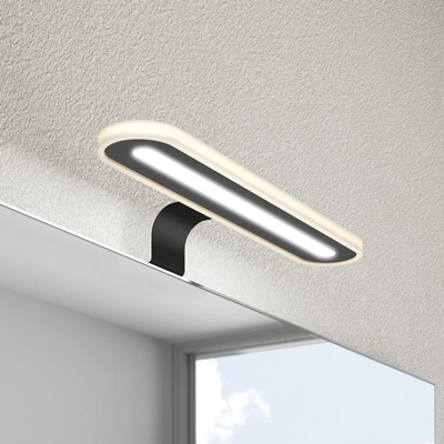 Led light for bathroom mirror model Orion