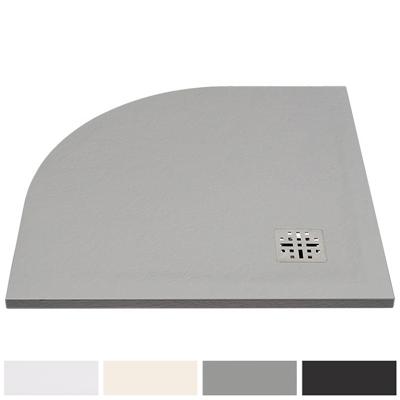 Quadrant design shower tray
